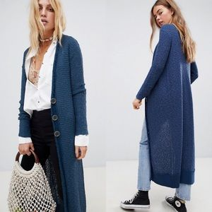 Free People | Clearwater duster Cardigan | S